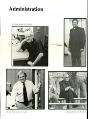Page 6, 1982 Edition, St Ignatius College Preparatory - Ignatian Yearbook (San Francisco, CA) online yearbook collection