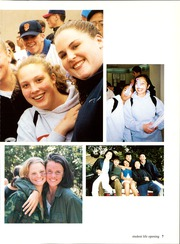 Page 11, 1999 Edition, St Ignatius College Preparatory - Ignatian Yearbook (San Francisco, CA) online yearbook collection