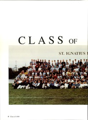 Page 12, 1999 Edition, St Ignatius College Preparatory - Ignatian Yearbook (San Francisco, CA) online yearbook collection