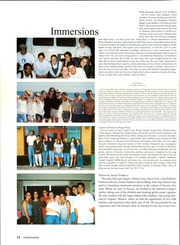 Page 16, 1999 Edition, St Ignatius College Preparatory - Ignatian Yearbook (San Francisco, CA) online yearbook collection
