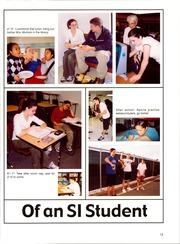 Page 17, 2002 Edition, St Ignatius College Preparatory - Ignatian Yearbook (San Francisco, CA) online yearbook collection