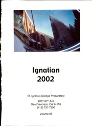 Page 5, 2002 Edition, St Ignatius College Preparatory - Ignatian Yearbook (San Francisco, CA) online yearbook collection