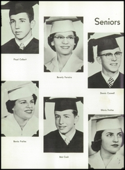 Page 14, 1956 Edition, Los Banos High School - El Pacheco Yearbook (Los Banos, CA) online yearbook collection