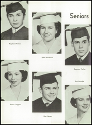 Page 16, 1956 Edition, Los Banos High School - El Pacheco Yearbook (Los Banos, CA) online yearbook collection