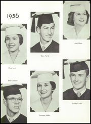 Page 17, 1956 Edition, Los Banos High School - El Pacheco Yearbook (Los Banos, CA) online yearbook collection