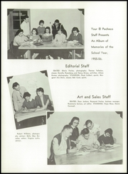 Page 6, 1956 Edition, Los Banos High School - El Pacheco Yearbook (Los Banos, CA) online yearbook collection