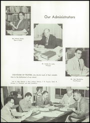 Page 8, 1956 Edition, Los Banos High School - El Pacheco Yearbook (Los Banos, CA) online yearbook collection