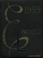 Los Banos High School - El Pacheco Yearbook (Los Banos, CA) online yearbook collection, 1959 Edition, Page 1