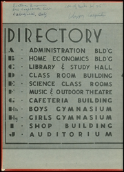 Page 2, 1954 Edition, North High School - Galaxy Yearbook (Bakersfield, CA) online yearbook collection