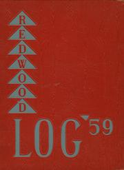 1959 Edition, Redwood High School - Log Yearbook (Larkspur, CA)