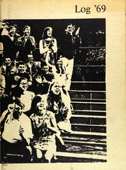 1969 Edition, Redwood High School - Log Yearbook (Larkspur, CA)