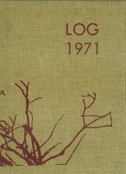 1971 Edition, Redwood High School - Log Yearbook (Larkspur, CA)