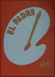 Carmel High School - El Padre Yearbook (Carmel, CA) online yearbook collection, 1951 Edition, Page 1