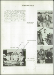 Page 12, 1951 Edition, Carmel High School - El Padre Yearbook (Carmel, CA) online yearbook collection