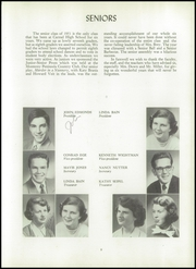 Page 17, 1951 Edition, Carmel High School - El Padre Yearbook (Carmel, CA) online yearbook collection