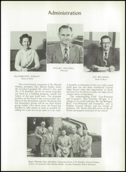 Page 9, 1951 Edition, Carmel High School - El Padre Yearbook (Carmel, CA) online yearbook collection