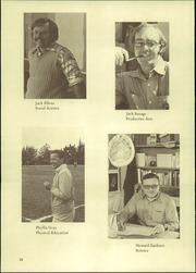 Page 22, 1976 Edition, Carmel High School - El Padre Yearbook (Carmel, CA) online yearbook collection