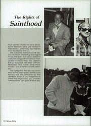 Page 16, 1986 Edition, Santa Clara High School - Onward Yearbook (Oxnard, CA) online yearbook collection