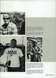 Page 17, 1986 Edition, Santa Clara High School - Onward Yearbook (Oxnard, CA) online yearbook collection