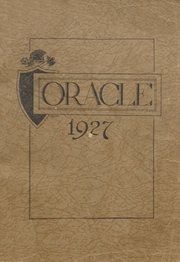 Page 1, 1927 Edition, Bakersfield High School - Oracle Yearbook (Bakersfield, CA) online yearbook collection