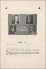 Page 15, 1927 Edition, Bakersfield High School - Oracle Yearbook (Bakersfield, CA) online yearbook collection