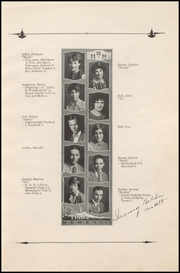 Page 17, 1927 Edition, Bakersfield High School - Oracle Yearbook (Bakersfield, CA) online yearbook collection