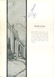 Page 10, 1932 Edition, Bakersfield High School - Oracle Yearbook (Bakersfield, CA) online yearbook collection