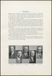 Page 17, 1933 Edition, Bakersfield High School - Oracle Yearbook (Bakersfield, CA) online yearbook collection
