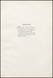 Page 7, 1933 Edition, Bakersfield High School - Oracle Yearbook (Bakersfield, CA) online yearbook collection