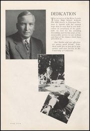 Page 10, 1938 Edition, Bakersfield High School - Oracle Yearbook (Bakersfield, CA) online yearbook collection