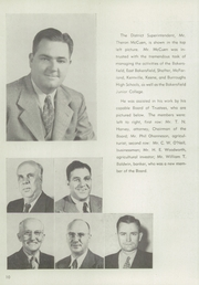 Page 14, 1947 Edition, Bakersfield High School - Oracle Yearbook (Bakersfield, CA) online yearbook collection