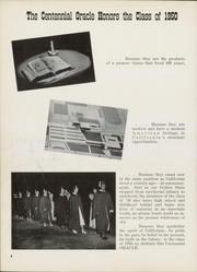 Page 10, 1950 Edition, Bakersfield High School - Oracle Yearbook (Bakersfield, CA) online yearbook collection