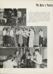 Page 14, 1950 Edition, Bakersfield High School - Oracle Yearbook (Bakersfield, CA) online yearbook collection