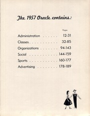 Page 11, 1957 Edition, Bakersfield High School - Oracle Yearbook (Bakersfield, CA) online yearbook collection