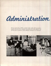 Page 16, 1957 Edition, Bakersfield High School - Oracle Yearbook (Bakersfield, CA) online yearbook collection