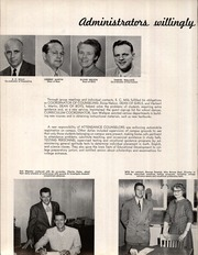 Page 20, 1957 Edition, Bakersfield High School - Oracle Yearbook (Bakersfield, CA) online yearbook collection