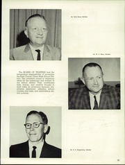 Page 15, 1964 Edition, Bakersfield High School - Oracle Yearbook (Bakersfield, CA) online yearbook collection