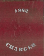 1982 Edition, Bell Gardens High School - Charger Yearbook (Bell Gardens, CA)