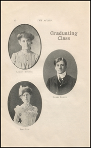 Page 16, 1902 Edition, Alameda High School - Acorn Yearbook (Alameda, CA) online yearbook collection