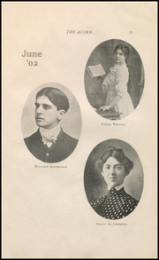 Page 17, 1902 Edition, Alameda High School - Acorn Yearbook (Alameda, CA) online yearbook collection