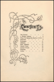 Page 4, 1906 Edition, Alameda High School - Acorn Yearbook (Alameda, CA) online yearbook collection