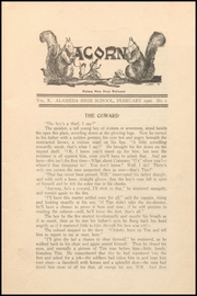 Page 5, 1906 Edition, Alameda High School - Acorn Yearbook (Alameda, CA) online yearbook collection