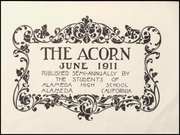 Page 5, 1911 Edition, Alameda High School - Acorn Yearbook (Alameda, CA) online yearbook collection