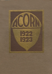 Alameda High School - Acorn Yearbook (Alameda, CA) online yearbook collection, 1923 Edition, Page 1