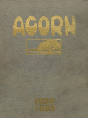 Alameda High School - Acorn Yearbook (Alameda, CA) online yearbook collection, 1925 Edition, Page 1