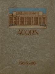 Page 1, 1926 Edition, Alameda High School - Acorn Yearbook (Alameda, CA) online yearbook collection
