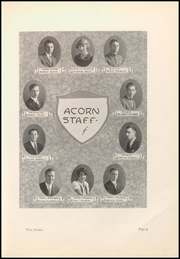 Page 13, 1926 Edition, Alameda High School - Acorn Yearbook (Alameda, CA) online yearbook collection