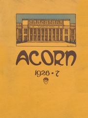 Alameda High School - Acorn Yearbook (Alameda, CA) online yearbook collection, 1927 Edition, Page 1