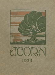 Alameda High School - Acorn Yearbook (Alameda, CA) online yearbook collection, 1928 Edition, Page 1