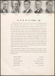 Page 16, 1937 Edition, Alameda High School - Acorn Yearbook (Alameda, CA) online yearbook collection